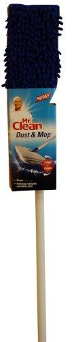 Mr. Clean 446956 Microfiber Dust N Mop