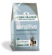Arden Grange Adult Sensitive Dog Food
