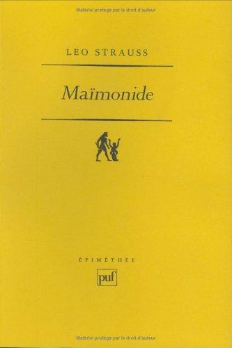 Maïmonide