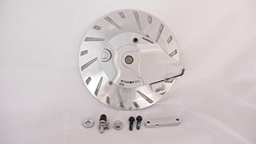 mit Kleinteilen NEU Hinterrad Rollenbremse SHIMANO BR-IM81-R Rollerbrake f