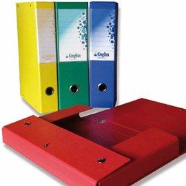 Starline Behälter Projekt kingpro 10Blau C/Etikettenträger Starline