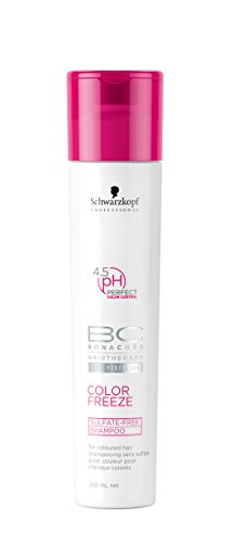 Schwarzkopf Bonacure Color Freeze Sulfatfreies Shampoo,...