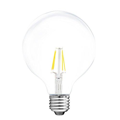 Müller-Licht LED-Filament, 4W mit E27 Sockel, klar ML24629
