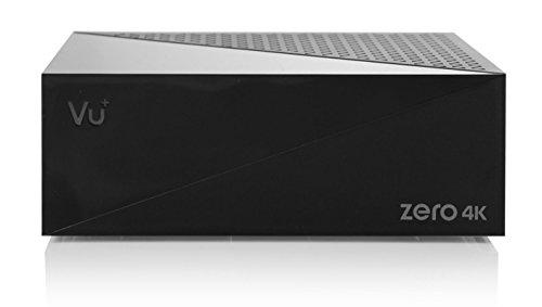 VU+ Zero 4K DVB-C/T2 Linux Kabelreceiver, schwarz