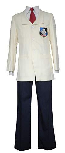 Chong Seng CHIUS Cosplay Costume Male Winter School Uniform Set for Okazaki Tomoya Ver 1