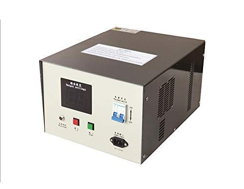 Huanyu Digital Corona Behandlung Maschine Film Impact Maschine 12-28 KHz Elektronische Funken Euipment mit 200-600mm Doppelseiten Bereich Vorprozess für Tintendruck Composite Film Adhesion (2KW)
