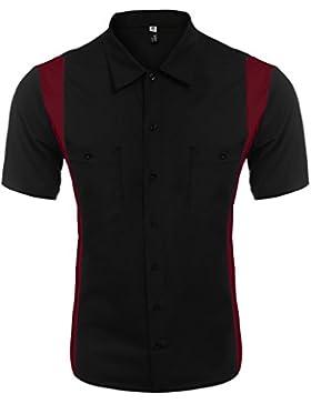 Hasuit -  Camicia Casual  - Uomo