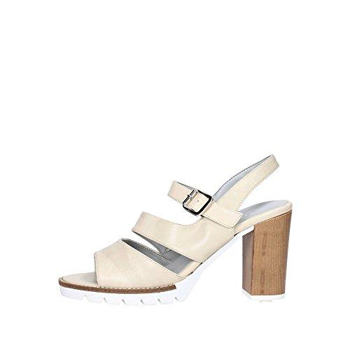 Cinzia Soft 721234 Sandalo Donna Pelle Sintetico BEIGE BEIGE 38