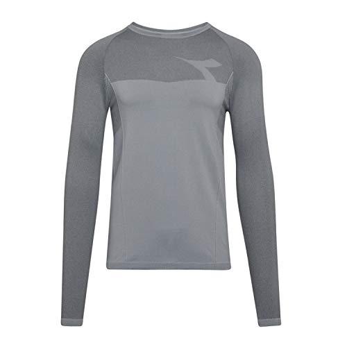 Photo Gallery diadora - t-shirt ls techfit t-shirt per uomo it xxl