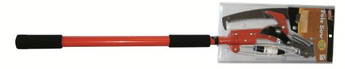 hme products extendable pole saw, orange by hme products