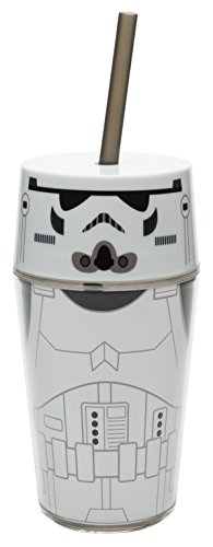 Star Wars 13oz. Insulated Tumbler with Straw Stormtrooper