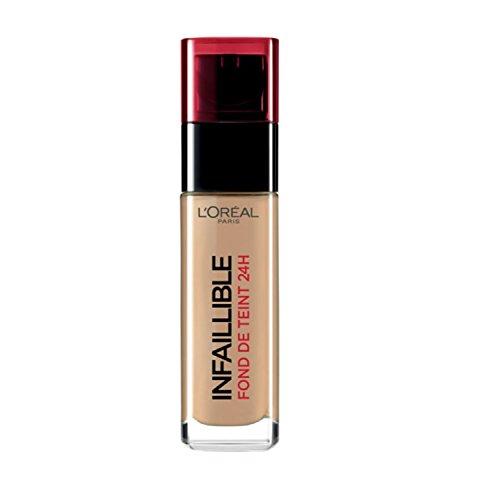 L'Oréal Paris-Fondo maquillaje larga duración