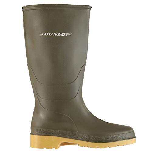 Dunlop Womens Wellington Ladies Waterproof Boots Rain Wellies