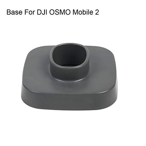 Verstellbar Mobile Base (Colorful Base - Montagesockel - für DJI Osmo Mobile 2, Schwarz)