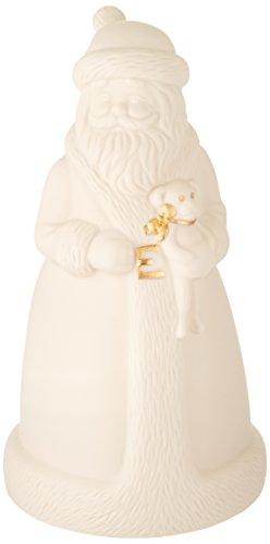 Lenox alle ist hell erleuchtet Santa Figur Weihnachtsmann - Urlaub Lenox