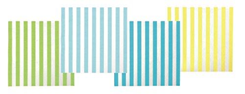 Partygeschirr Partyartikel Tischdeko Geburtstag Kindergeburtstag mit Punkten (Servietten blau)