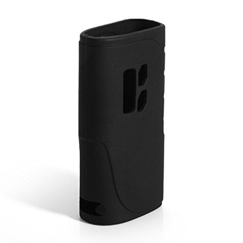 FOXVAPE Silikonhülle Silikon Case für Pioneer4you IPV 400 Box Mod (Schwarz)