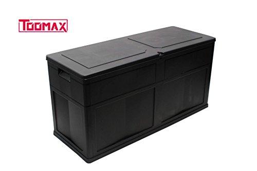 Kissenbox Multifunktionsbox 119x46cm TOOMAX Auflagenbox