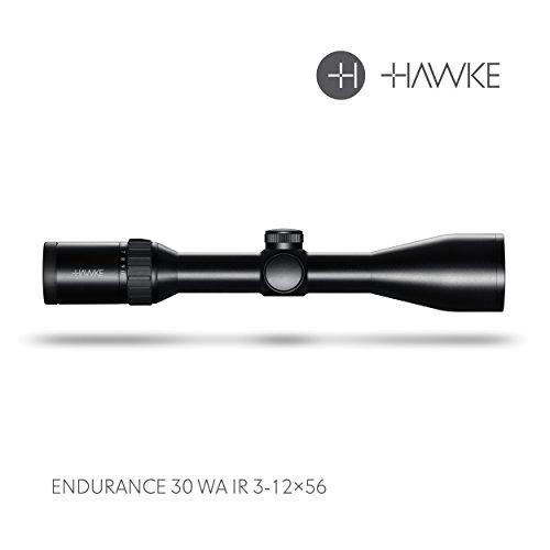 Hawke 16330 Zielfernrohr Endurance 3-12x56 LR Dot (8X)