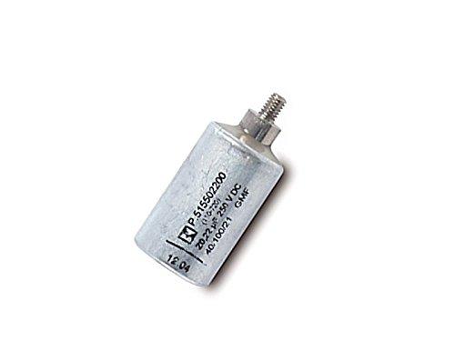 Kondensator - Zündkondensator 9042, M-0,22 mF - für Simson Moped's mit Unterbrecher Zündanlage