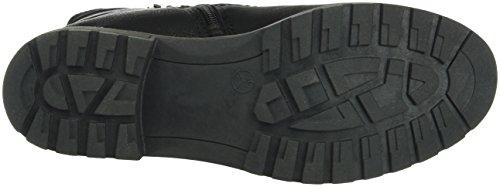 Jana Damen 26426 Chelsea Boots Schwarz (Black 001)