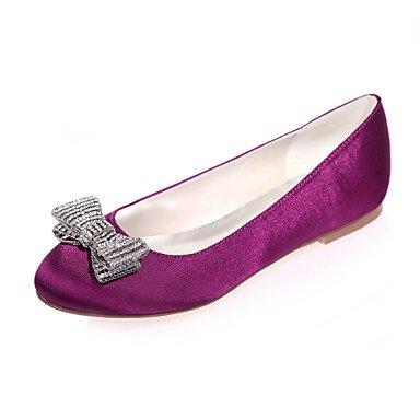 RTRY Donna Scarpe Matrimonio Round Toe Appartamenti Matrimoni / Festa &Amp; Sera Scarpe Matrimonio Più Colori Disponibili Sotto 1 In Champagne Purple