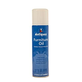 Antiquax 250 ml Furniture Oil, Transparent