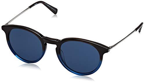 Montblanc Herren Mont Blanc Sunglasses Mb549S 56V-49-20-145 Sonnenbrille, Schwarz, 49