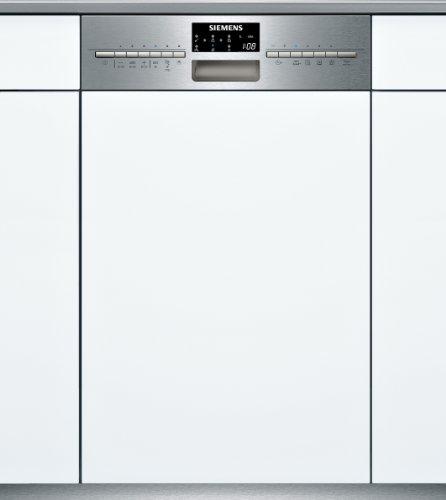 Siemens SR56T593EU teilintegrierbarer Geschirrspüler/A++ A / 10 Maßgedecke / 44 db/Edelstahl / Beladungs-Sensor/HygienePlus