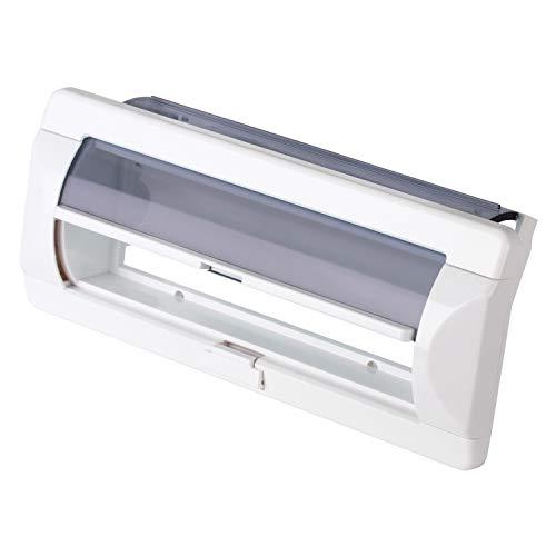 Boss Audio Systems MRC10 Etui/Behälter für Zubehör (ABS-Kunststoff, Polycarbonat, weiß)