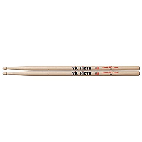 Vic Firth 5A American Hickory Drumsticks