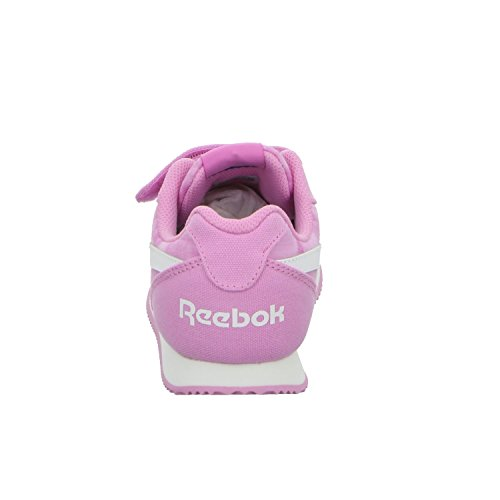 Reebok Royal CLJOG 2GR 2V, Mocassini bambine Rosa