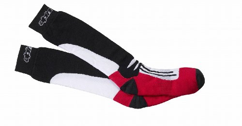 Alpinestars Racing Road Socken, lang, Größe L/XXL (Coolmax Socken Alpinestars)