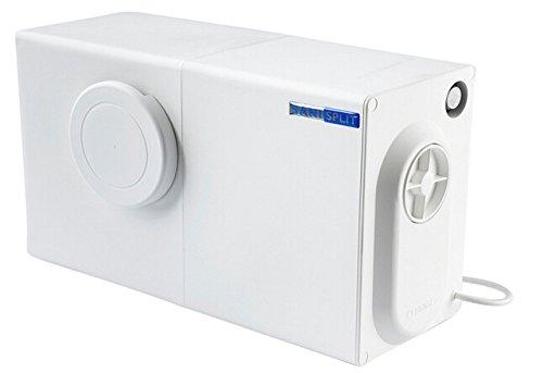 SANISPLIT 3 Cassetta Trituratore per Vaso WC Bagno, 3 attacchi (tipo Sanitrit) DIBITEC