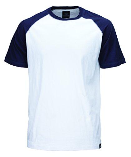 Dickies Herren Poloshirt Streetwear Male T-Shirt Destin Blau (Navy Blue NV)