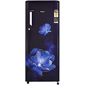 Whirlpool 215 L 4 Star (2019) Inverter Direct-Cool Single Door Refrigerator (230 IMFRESH ROY 4S INV SAPPHIRE RADIANCE, Sapphire) (Without Drawer)