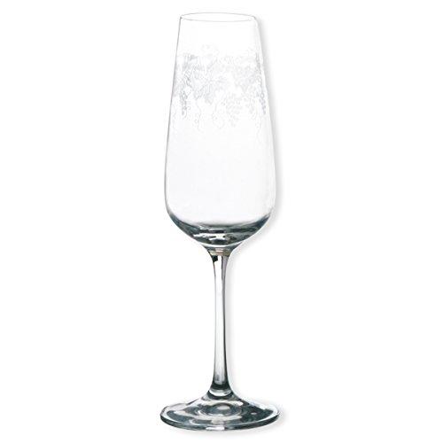 Bruno Evrard Flûte à Champagne 19cl - Lot de 6 - Vigne