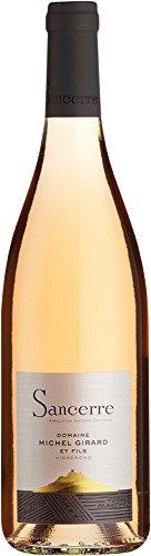 Domaine Michel Girard Sancerre Rosé 2016. Loire, France. (pinot Noir). Vino Rosado. (6 X 75cl)