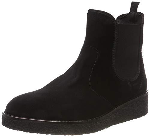 ESPRIT Damen Dyana Chelsea Boots, Schwarz (Black 001), 39 EU