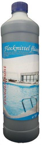 Flüssige Sonnencreme (1 Liter Flockungsmittel flüssig als Hochkonzentrat)