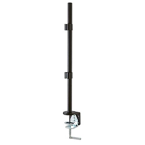 LINDY 40950 - Tischhalterungsmodul mit Klemmhalter - Modulares Halterungssystem für Monitore und Notebook - Höhe 70cm - Schwarz
