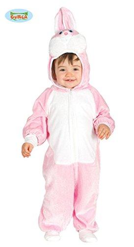 KINDERKOSTÜM - HÄSCHEN - Größe 92-93 cm (12-24 Monate), Hase Bunny Ostern Hoppelhase Tierkostüme Tiere (Kostüme Bunny Kleinkind)