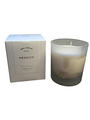 Meadow Box Glas Kerze
