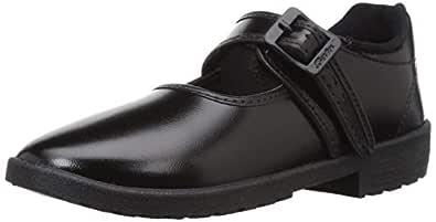 BATA Girl's Nova Ballerina School Shoes