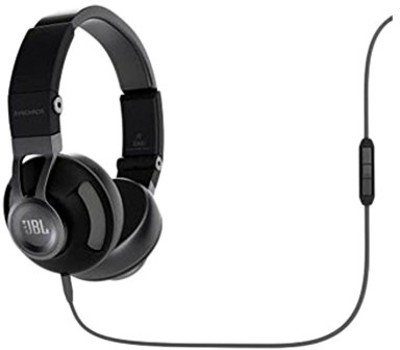 JBL Synchros S300A Over-Head Headphones (Black)