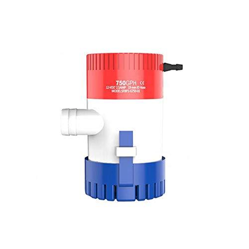 JOND DC12V-Tauchpumpe Gleichstrom-Elektropumpe Für Landwirtschaftliche Weiden Und Becken Miniatur-Elektropumpen Zur Bewässerung Für Den Maritimen Und Landwirtschaftlichen Einsatz -