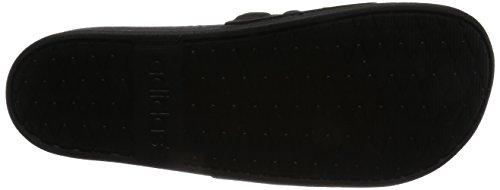 adidas Damen Adilette CF+ Mono Dusch-& Badeschuhe Schwarz (Core Black)