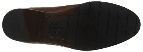 Sebago - Nashoba Chelsea, Stivali Chelsea Donna Marrone (Cognac Leather)