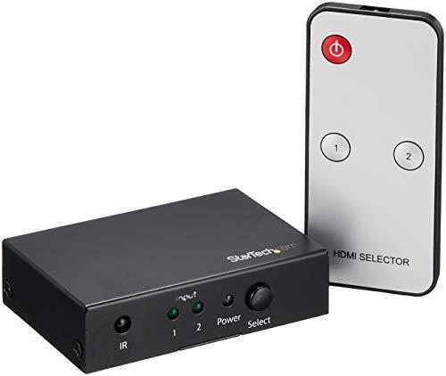 Imagen de Switch Hdmi 4K Startech.com por menos de 55 euros.