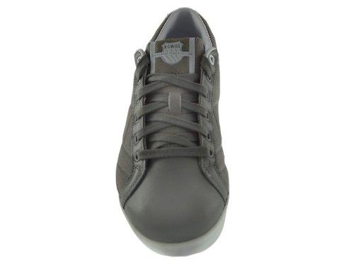 K-Swiss - Sport, scarpe stringate lifestyle uomo Grigio (grigio)